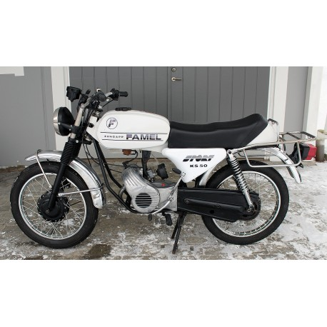 Zündapp Famel KS 50 Sport 1987.