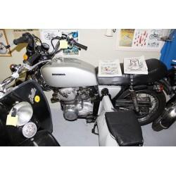 Honda Super Sport 400cc 1975